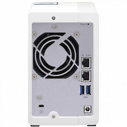 Дисковая системы хранения данных СХД Qnap TS-231P3-4G (TS-231P3-4G)