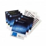 Опция для системы хранения данных СХД HPE LTO-6 Ultrium RW Bar Code Pack