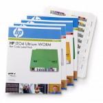 Опция для системы хранения данных СХД HPE LTO4 Ultrium RW Bar Code Label Pack