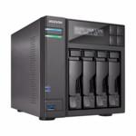 Дисковая системы хранения данных СХД ASUSTOR AS6404T