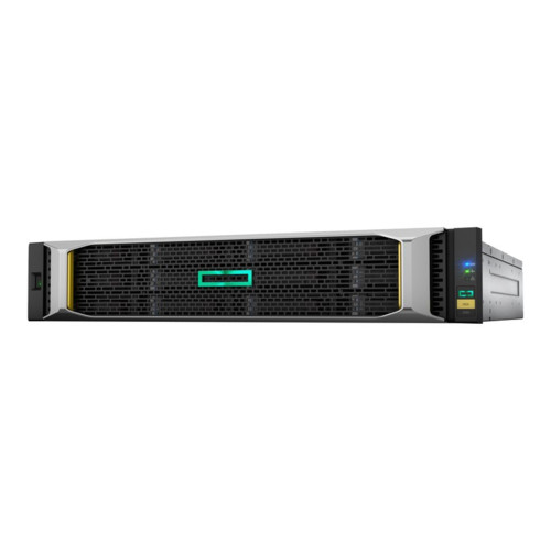 Дисковая полка для СХД и Серверов HPE MSA 1050 10GbE iSCSI Dual Controller LFF Storage (Q2R24A)