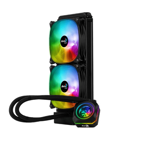 Охлаждение Aerocool Pulse L240 F RGB (PulseL240FRGB)