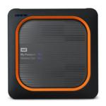 Внешний жесткий диск Western Digital My Passport Wireless 2000 GB Wi-Fi