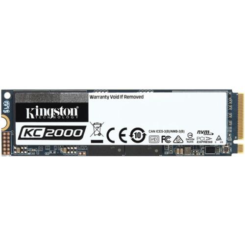 Внутренний жесткий диск Kingston KC2000 (SKC2000M8/500G)