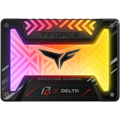 Внутренний жесткий диск ASRock Delta Phantom Gaming RGB (T253PG500G3C313)