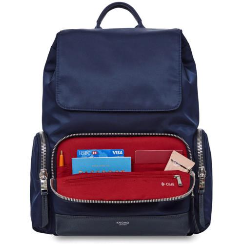 Сумка для ноутбука Knomo Clifford Dark Blue (119-414-DNV)