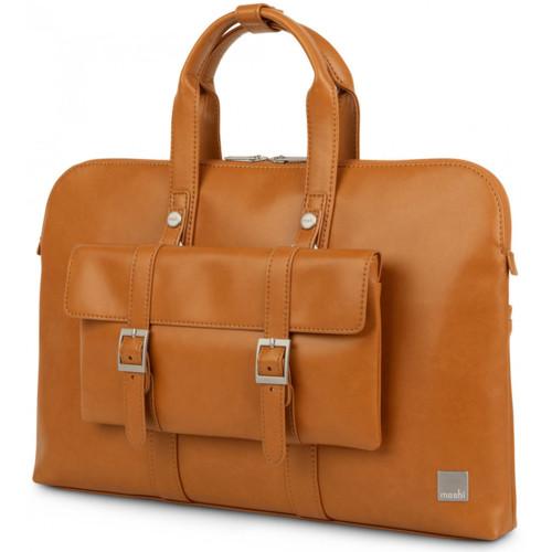 Сумка для ноутбука Moshi Treya Briefcase Caramel Brown (99MO118752)