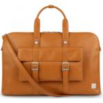 Сумка для ноутбука Moshi Treya Briefcase Caramel Brown