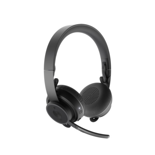 Гарнитура Logitech Headset Wireless Zone Graphite (981-000798)