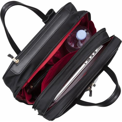 Сумка для ноутбука Knomo Burlington Black (119-801-BLK)