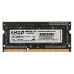 ОЗУ AMD 2GB Radeon™ DDR3 1600 SO DIMM R5 Entertainment Series Black