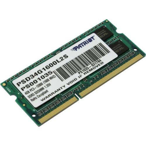 SO-DIMM DDR3 4Gb (pc-12800)