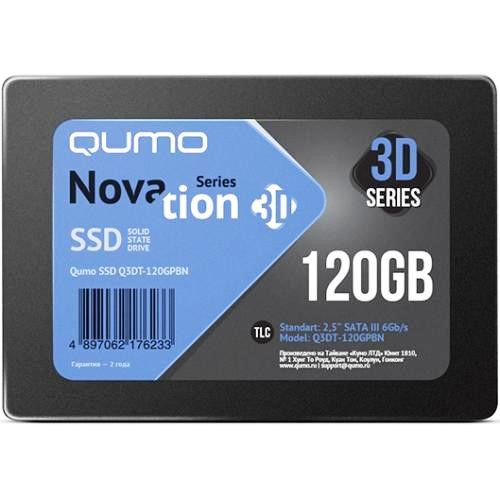 SSD 120GB QM Novation
