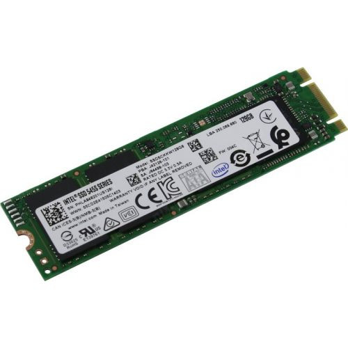 Накопитель SSD Intel SATA III 128Gb