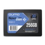 Внутренний жесткий диск Qumo SSD 256GB QM Novation