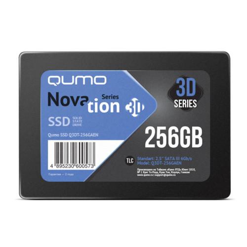 SSD 256GB QM Novation