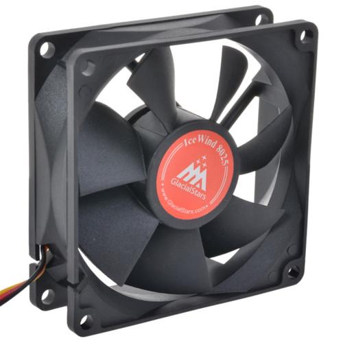 Вентилятор IceWind 80x80x25mm