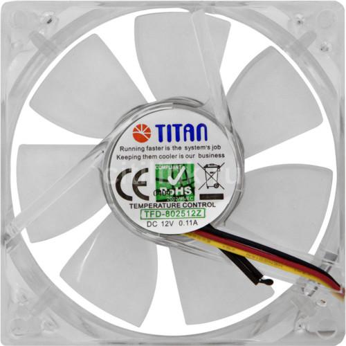Вентилятор TFD-C802512Z/TC(RB) 80x80x25mm