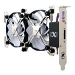 Охлаждение Titan Вентилятор TTC-SC07TZ(RB) PCI Slot