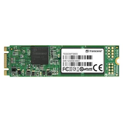 Твердотельный диск 32GB MTS800S, M.2, SATA III