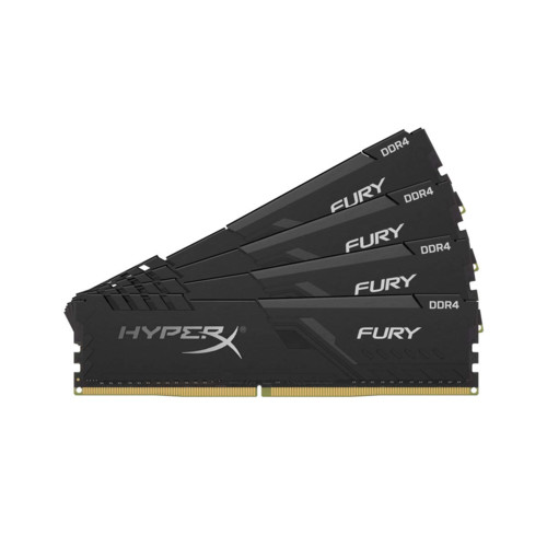 HyperX Fury 32GB 3200MHz DDR4 CL15 DIMM (Kit of 4)
