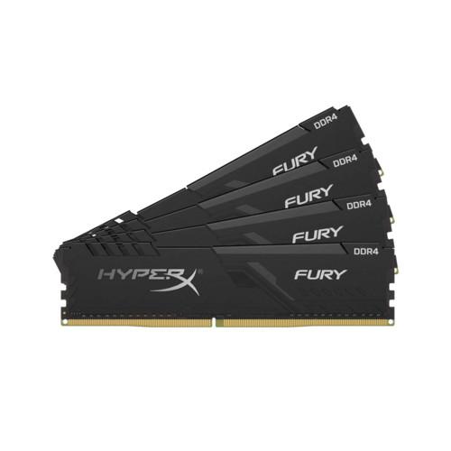 HyperX Fury 32GB 3466MHz DDR4 CL16 DIMM (Kit of 4)