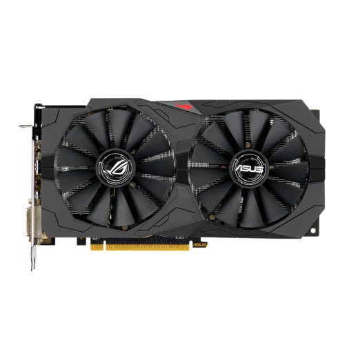 ROG Strix Radeon RX570 OC Edition