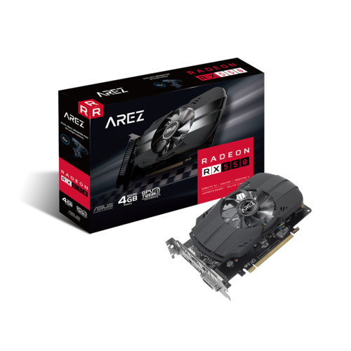 AREZ Phoenix Radeon RX 550