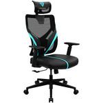 Компьютерная мебель ThunderX3 YAMA1 Black/Cyan
