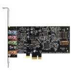 Звуковые карты Creative PCI-E Audigy FX 5.1 Ret