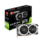 Видеокарта MSI GeForce RTX 2070 VENTUS GP