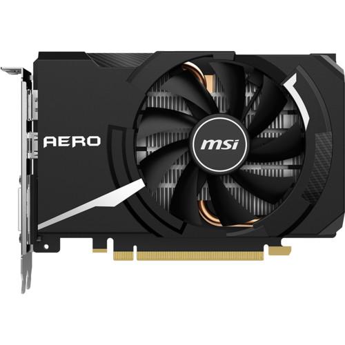 Видеокарта MSI GeForce GTX 1650 SUPER AERO ITX OC (GTX 1650 SUPER AERO ITX OC)