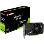 Видеокарта MSI GeForce GTX 1650 SUPER AERO ITX OC
