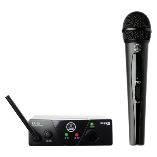 Микрофон AKG WMS40 Mini Vocal Set Band-US45-A (3347X00060)