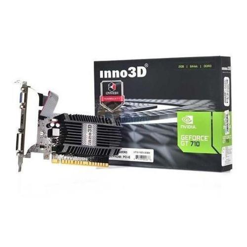 Видеокарта Inno3D GT 710 (N710-1SDV-E3BX bp)
