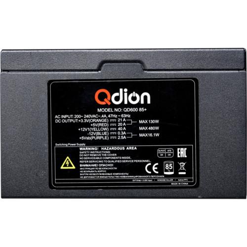 QD600 85+