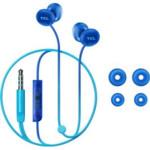 Наушники TCL In-ear Wired Headset Ocean Blue