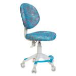 Компьютерная мебель Бюрократ Кресло детское KD-W6-F/AQUA