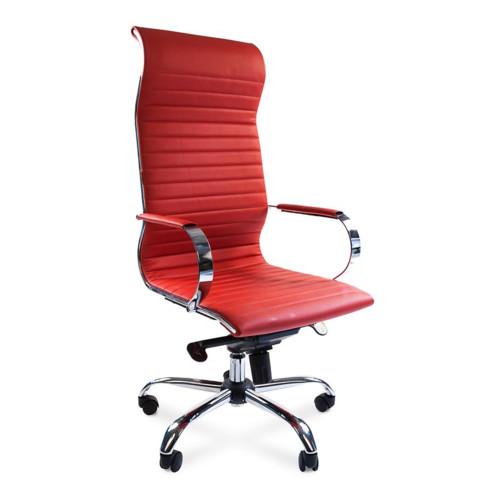 Компьютерная мебель Chairman 710 красное (00-07015348)