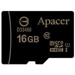 Флеш (Flash) карты Apacer AP16GMCSH10U1-R