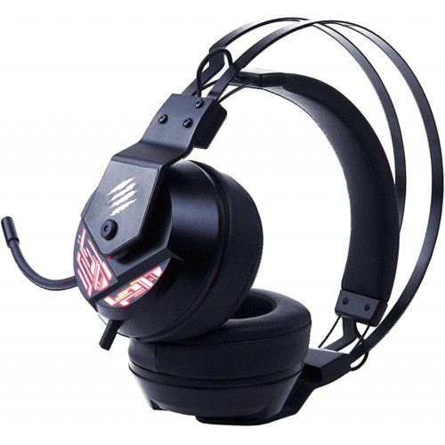 Наушники Mad Catz F.R.E.Q. 4 Black (AF13C2INBL000-0)