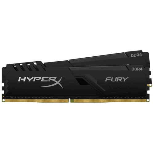 ОЗУ Kingston HyperX Fury Black 32GB DDR4 CL16 DIMM (HX426C16FB4K2/32)