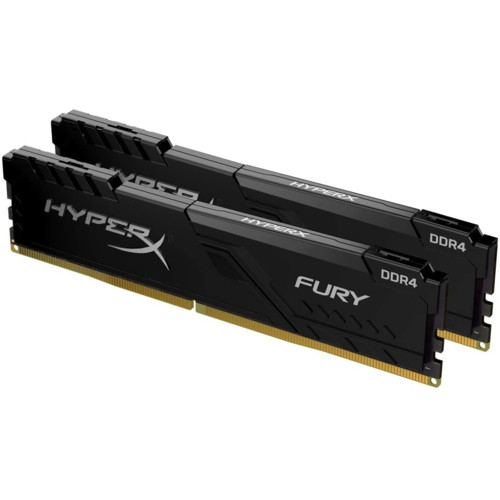 ОЗУ Kingston HyperX Fury Black 32GB 3000MHz DDR4 CL16 DIMM (HX430C16FB4K2/32)