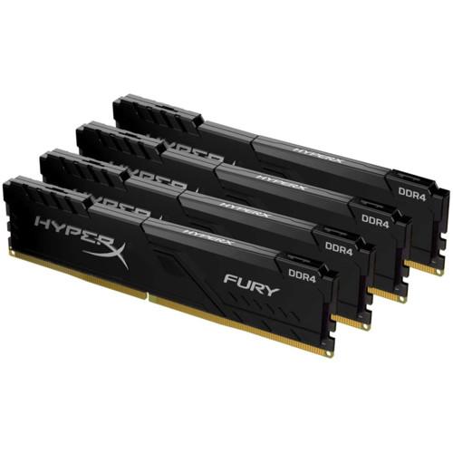 ОЗУ Kingston HyperX Fury DDR4 CL17 64 GB 3466 MHz DIMM (HX434C17FB4K4/64)