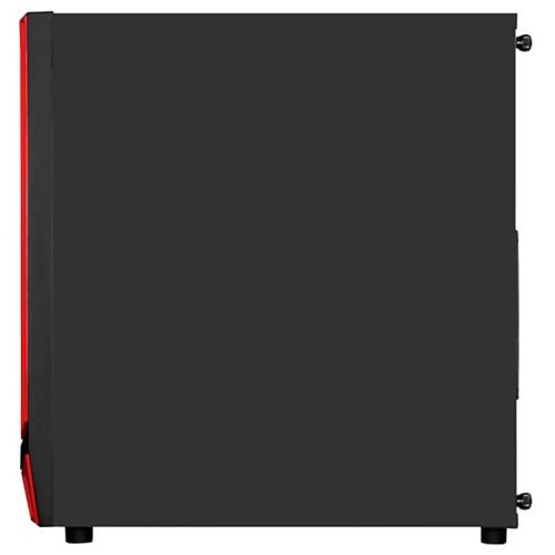 Корпус Silverstone SST-RL05BW-W  Black (SST-RL05BW-W)