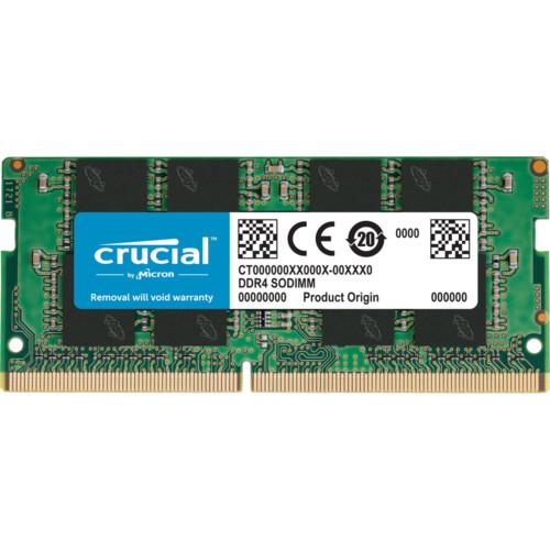 ОЗУ Crucial 16GB DDR4-2666 SODIMM (CT16G4SFRA266)