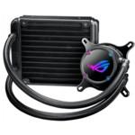 Охлаждение Asus ROG STRIX LC 120 RGB система водяного охлаждения процессора