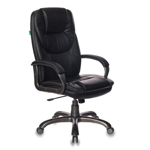 Компьютерная мебель Бюрократ Кресло руководителя T-9905DG/BLACK (T-9905DG/BLACK)