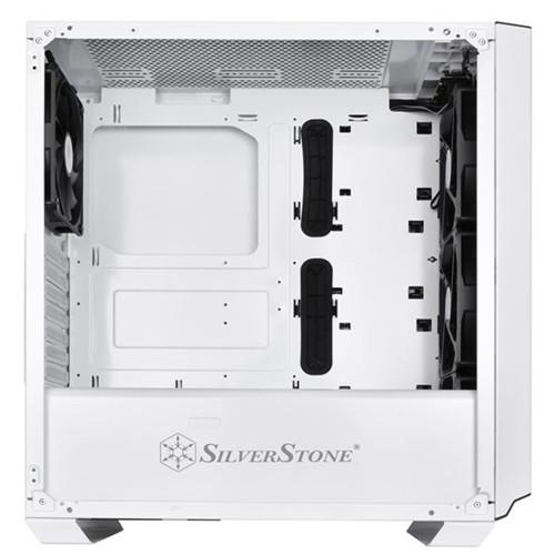 Корпус Silverstone SST-PM02W-G White (SST-PM02W-G)