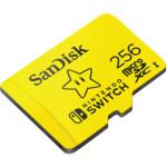 Флеш (Flash) карты SanDisk 256GB for Nintendo Switch